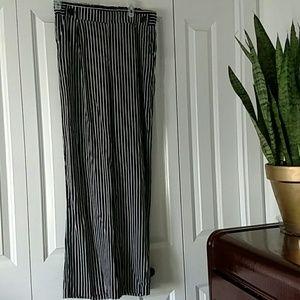 Long Rayon Pants
